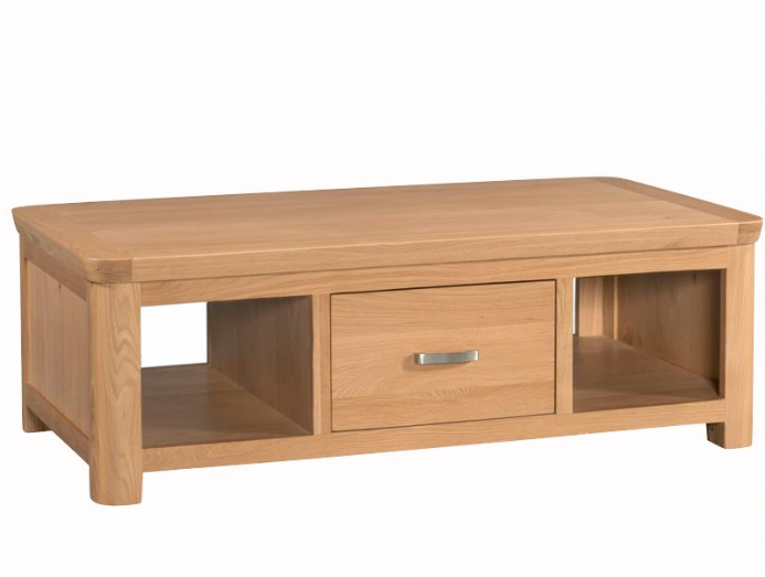 Treviso Oak Large Coffee Table